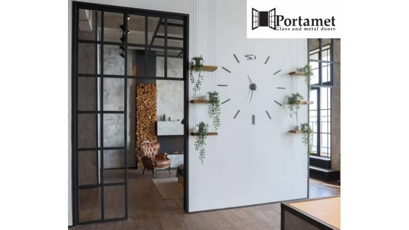 Najmodniejsze drzwi 2021 - styl loftowy – nowoczesne drzwi modern loft - 788_5.jpg