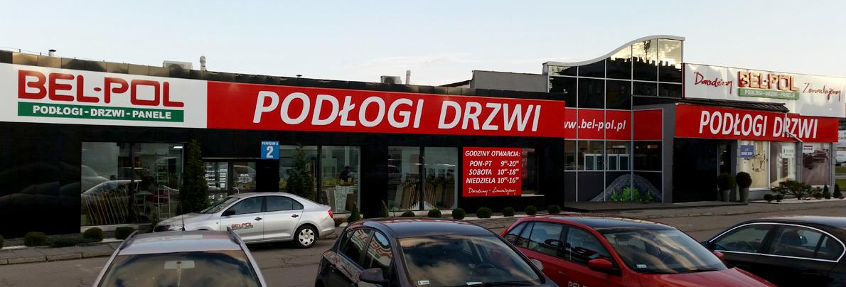 Powiększyliśmy Salon W Krakowie Aktualności Bel Pol