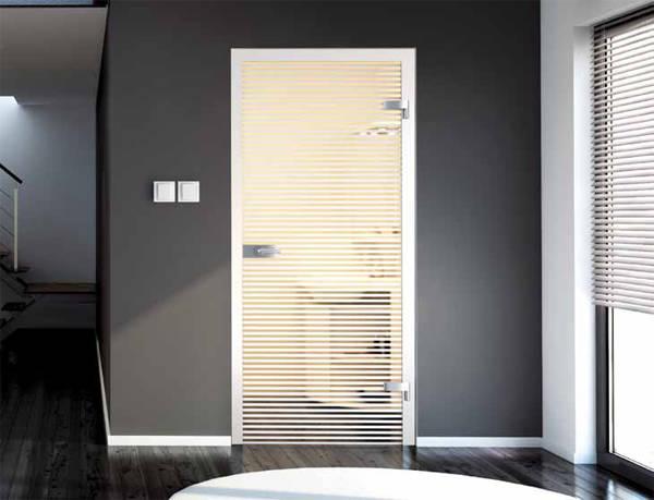 Drzwi szklane Pol-Skone