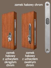zamki drzwi przesuwne