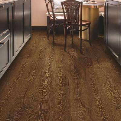 Panele podłogowe Dąb Złoty, Biel Ołowiowa Metaliczna