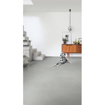 Podłoga winylowa Minimalistyczny Jasno szary