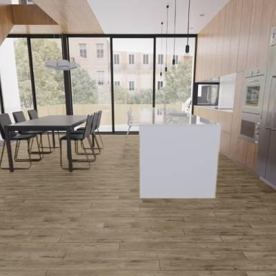 Panele podłogowe Dąb Jaśminowy