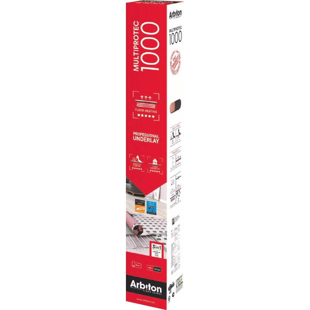 Podkład Najlepszy podkład Multiprotec 1000 3w1