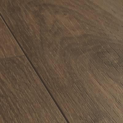 Podłoga winylowa Dąb Wiejski ciemnobrązowy