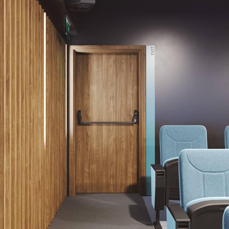 Drzwi akustyczne