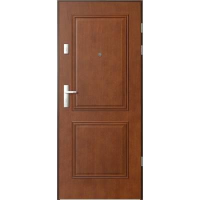 Drzwi wejściowe AGAT Plus ramka 3 z panelem