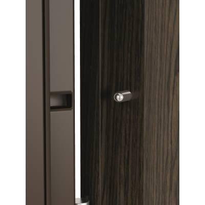 Drzwi wejściowe KWARC Intarsje 8
