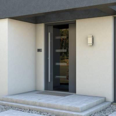 Drzwi zewnętrzne Eco POLAR PASSIVE model C.4