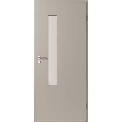 Drzwi techniczne  Steel SOLID model 3