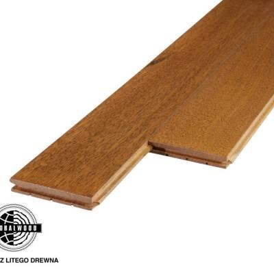 Lite drewno Merbau 1 lamelowy olejowany