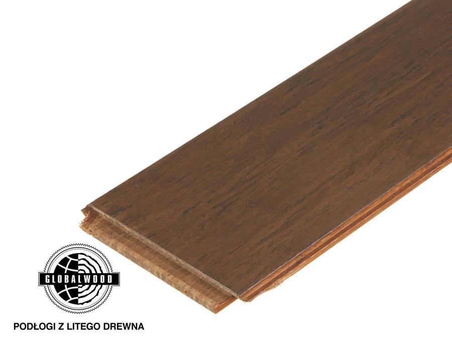 Lite drewno bambus prasowany click brownbear g lite
