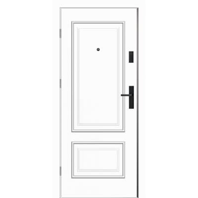 Drzwi wejściowe  Tower Strong 0 na wzór Fresa 3
