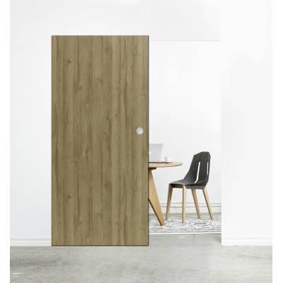 Drzwi przesuwne System naścienny MAGIC skrzydło drewniane