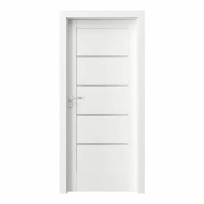 Drzwi wewnętrzne Porta VERTE HOME model G.4 lewe 80cm przylgowe