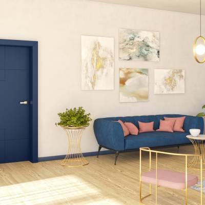 Drzwi wewnętrzne Merlo W02