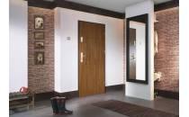Drzwi wejściowe AGAT Frezowane 2