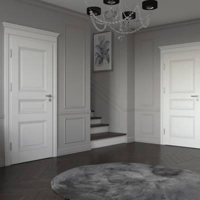 Drzwi wewnętrzne Villadora RETRO Delarte 1