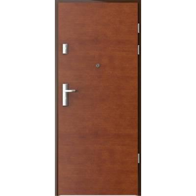 Drzwi wejściowe AGAT Płaskie poziom