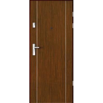 Drzwi wejściowe AGAT z Intarsjami 1