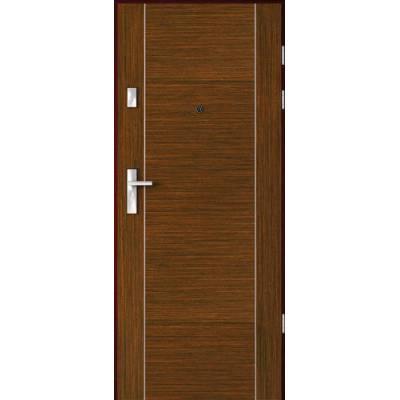 Drzwi wejściowe AGAT z Intarsjami 2