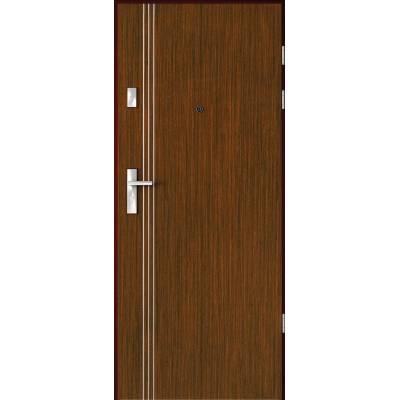Drzwi wejściowe AGAT Plus z Intarsjami 2