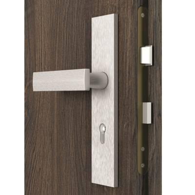 Drzwi wejściowe AGAT Plus Intarsje 5