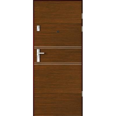Drzwi wejściowe OPAL Plus Intarsje 4