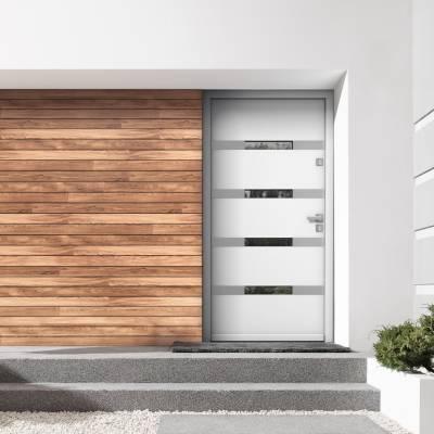 Drzwi zewnętrzne  Eco POLAR model A.2