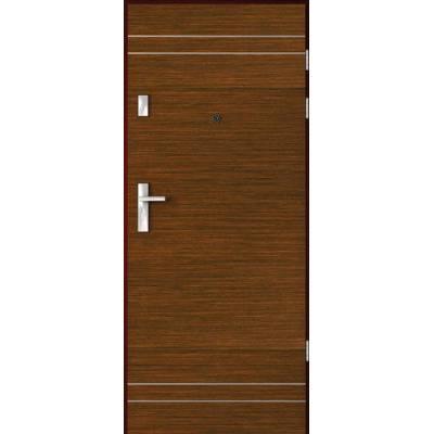 Drzwi akustyczne Rw=27 dB z Intarsjami 5
