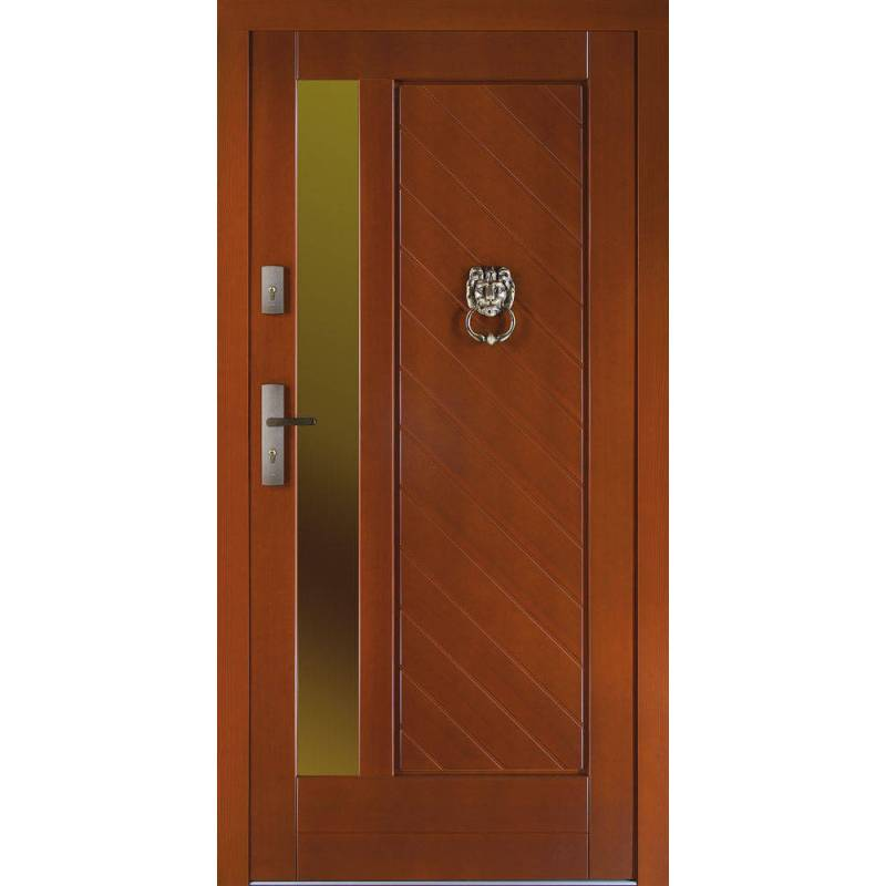 Drzwi zewnętrzne Równica