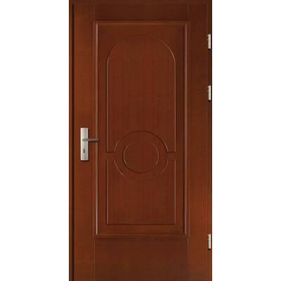 Drzwi zewnętrzne Kamczatka