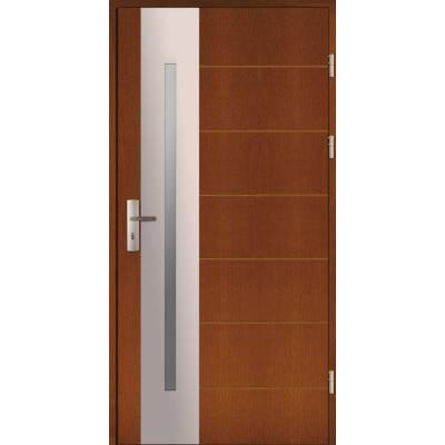 Drzwi zewnętrzne Nuuk