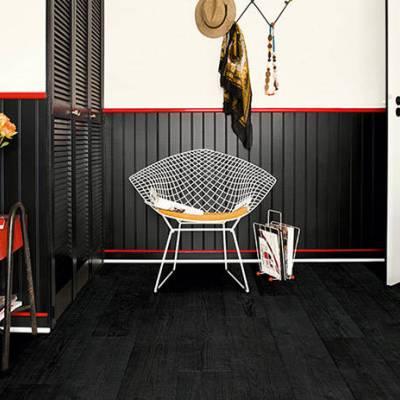 Panele podłogowe  Deski Podpalane