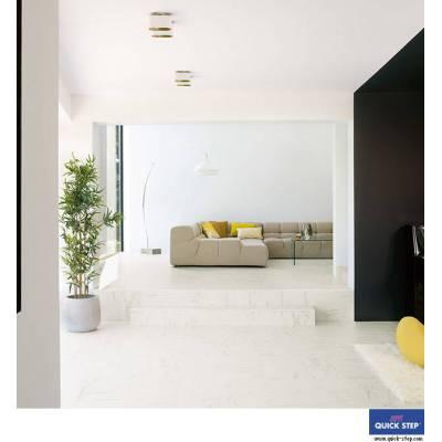 Panele podłogowe Marmur Carrara