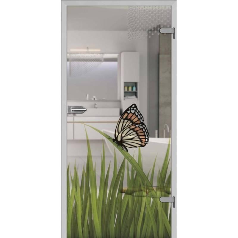 Drzwi szklane