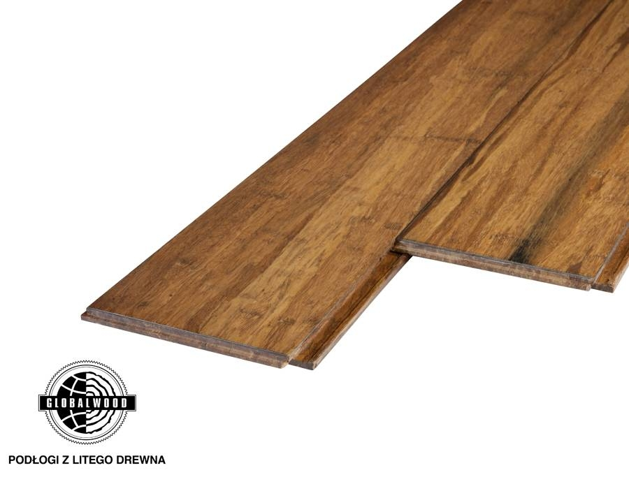 Lite drewno bambus prasowany click karbon lite drewno