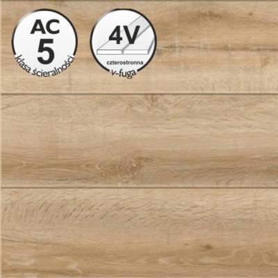 Panele Podłogowe   Craft Oak Gold