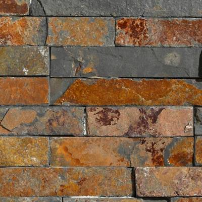 Ściana Rusty