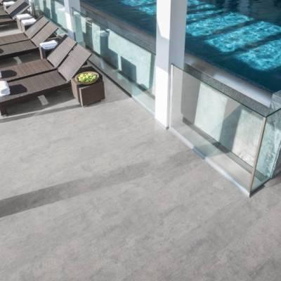 Panele podłogowe Beton Fontia szary
